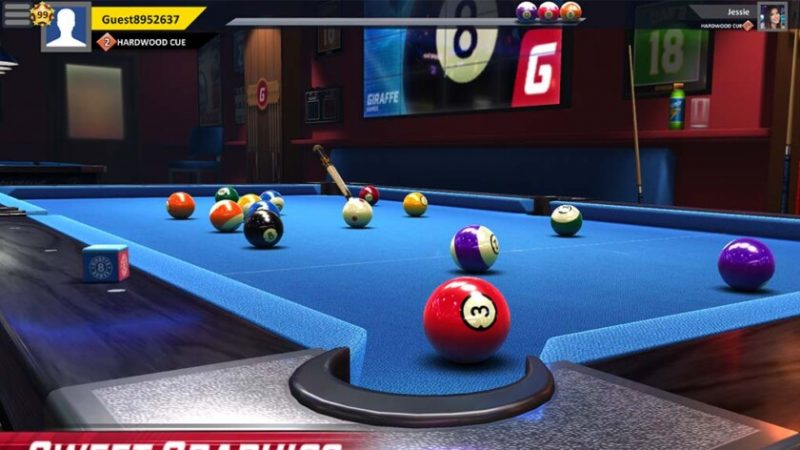 Top 6 Free Android Billiard Games