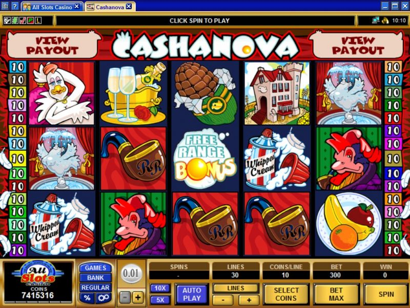 Online Slots Review