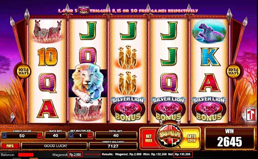 Finally Revealed! Here is Online Slot Machine Strategy to Win the Game